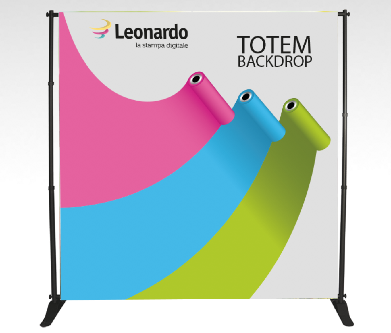 TOTEM BACKDROP